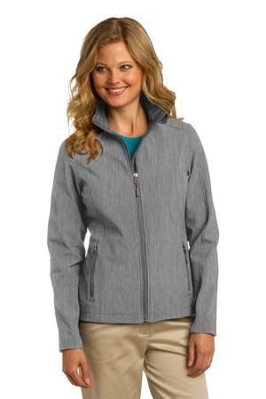 Soft Shell Jacket w/ MCTT Logo -Ladies  (Not Personalized)